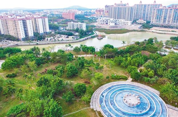 """昌江""""三招""""促""""创文""""获实效 拿下省级文明城市2018年度测评第一名"""