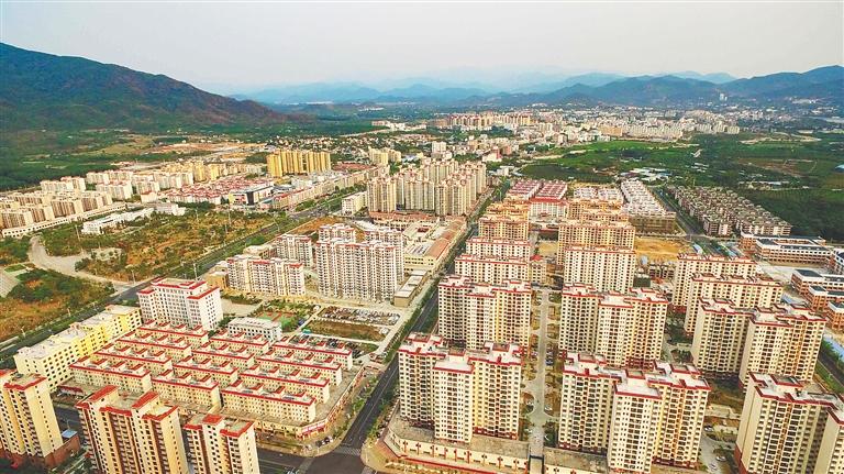 昌江城区面貌焕然一新