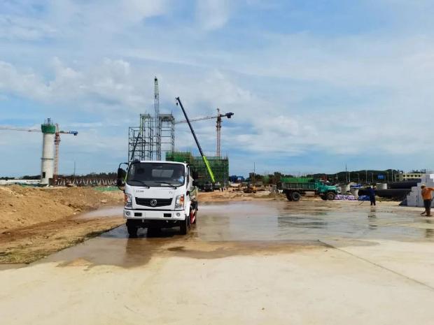 昌江:生物质发电项目建设稳步推进 计划今年底并网发电